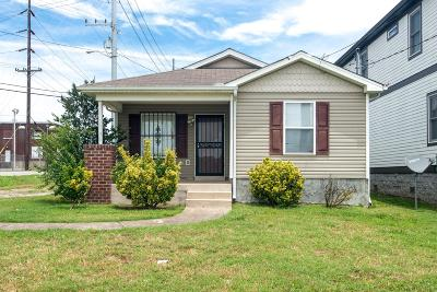 Nashville Single Family Home For Sale: 6220 Morrow Rd