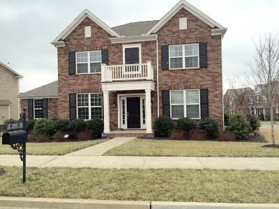 Franklin Rental For Rent: 211 Watson View Dr