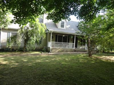 Springfield Single Family Home For Sale: 8617 Bethlehem Rd