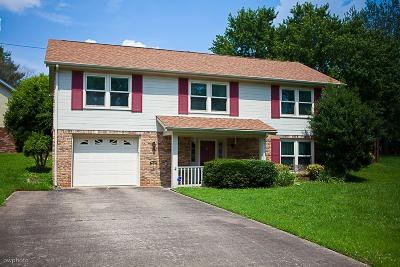 Clarksville Single Family Home For Sale: 1592 Baynesview