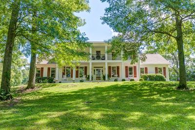 Nolensville Single Family Home Active Under Contract: 2675 Sanford Rd