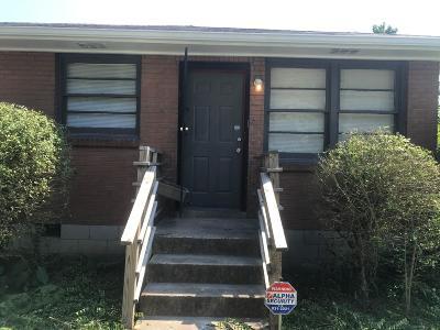 Nashville Rental For Rent: 1714B 16th Ave N