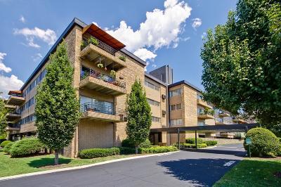 Nashville Condo/Townhouse For Sale: 4200 West End Avenue 301