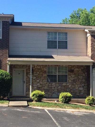 Nashville Rental For Rent: 1268 Massman Drive #1268
