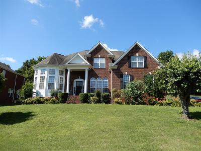 Nashville Single Family Home For Sale: 6057 Frontier Ln