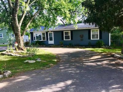 Murfreesboro Single Family Home For Sale: 723 Givan Ct