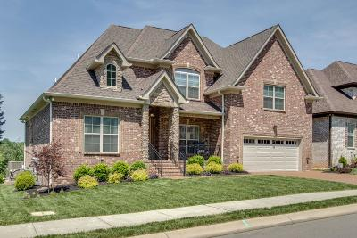 Mount Juliet Single Family Home For Sale: 788 Rolling Creek Dr