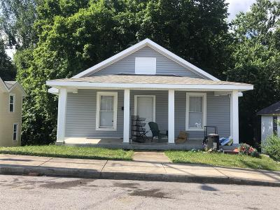 Clarksville Single Family Home Active Under Contract: 1016 Coulter St