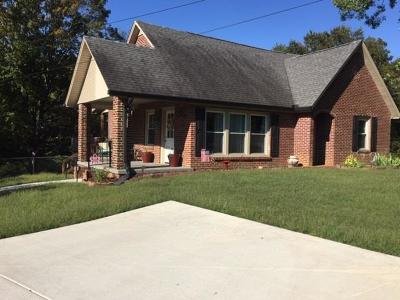 Clarksville Single Family Home For Sale: 2374 Old Ashland City Rd