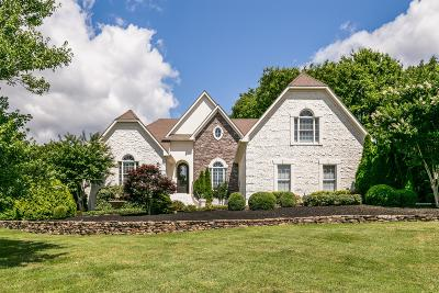 Franklin Single Family Home Active Under Contract: 1313 Keystone Ct