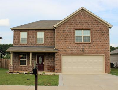 Robertson County Single Family Home For Sale: 434 Golf Club Ln