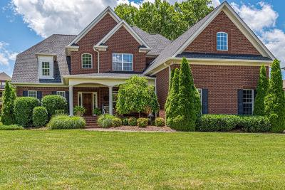 Spring Hill Single Family Home For Sale: 4023 Miles Johnson Pkwy