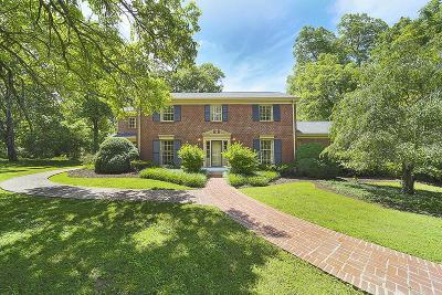 Nashville Rental For Rent: 4915 Sewanee Road