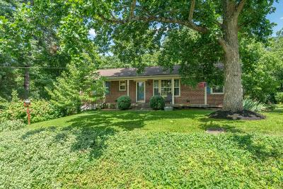 Nashville Single Family Home Active Under Contract: 3031 Jenry Dr