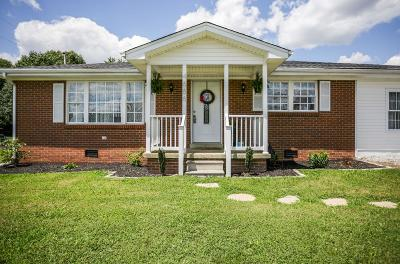 Springfield Single Family Home For Sale: 4666 E Country Farm Rd