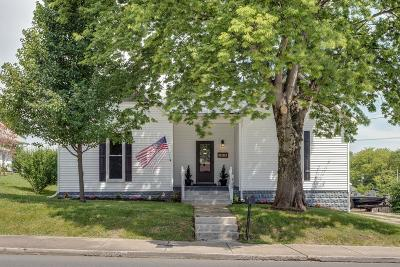 Mount Pleasant Single Family Home Active Under Contract: 305 S Main St