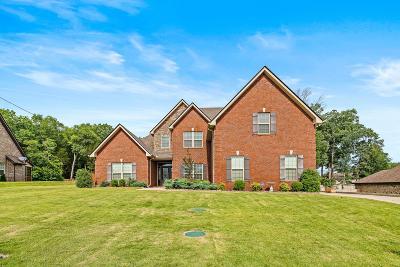 Murfreesboro Single Family Home For Sale: 1212 Rivercrest Dr