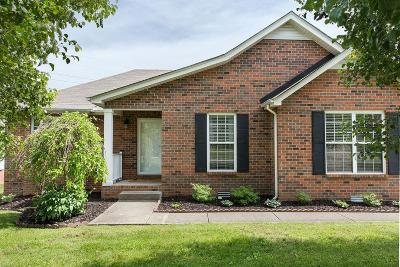 Mount Juliet Single Family Home Active Under Contract: 4009 Affirmed Dr