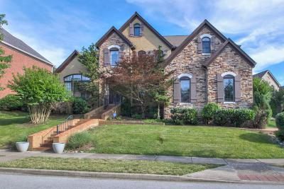 Franklin Single Family Home For Sale: 404 Beauchamp Cir