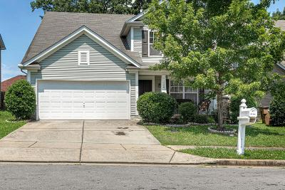 Antioch Single Family Home Active Under Contract: 124 Sophie Dr