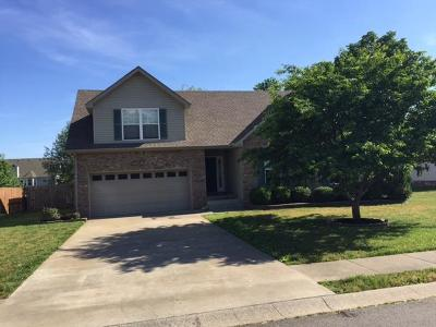 Clarksville Single Family Home For Sale: 754 Ellie Nat Dr