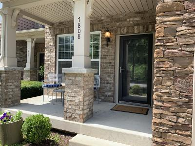 Nolensville Condo/Townhouse Active Under Contract: 7808 Kemberton Dr W