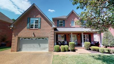 Hermitage Single Family Home For Sale: 4808 Peninsula Pointe Dr