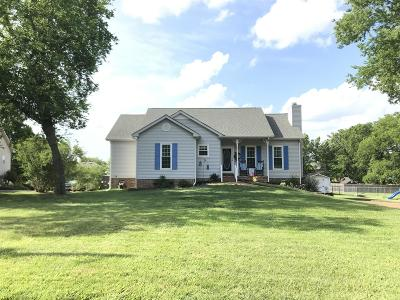 Spring Hill Single Family Home For Sale: 3708 Jay Ln