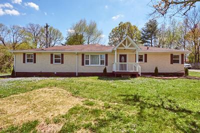 Robertson County Single Family Home For Sale: 319 Lynwood Cir