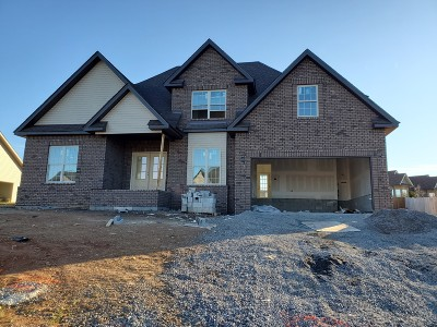 Clarksville Single Family Home Active Under Contract: 1212 Juniper Pass