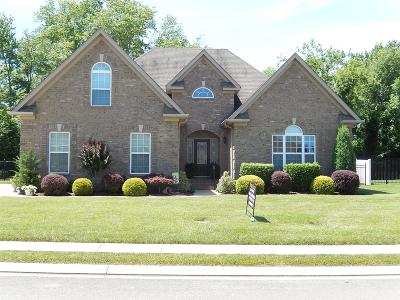 Murfreesboro Single Family Home For Sale: 3339 Shady Forest