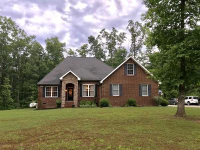 Monteagle Single Family Home For Sale: 31 Chickory Ln