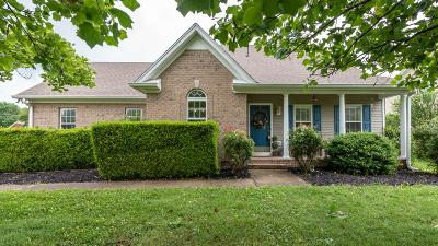 Gallatin Single Family Home For Sale: 1392 Stone Creek Dr