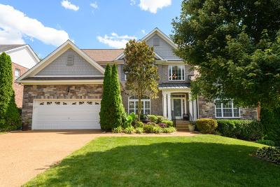 Mount Juliet Single Family Home For Sale: 1157 Sydney Ter