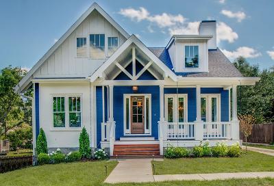 Nashville Single Family Home For Sale: 1805 Sweetbriar Avenue