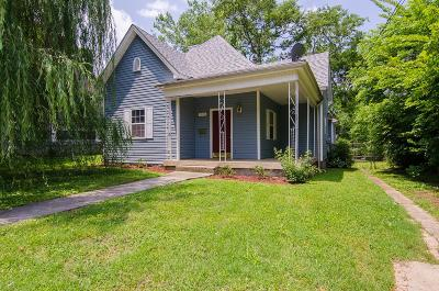 Nashville Single Family Home For Sale: 1016 Pennock Ave