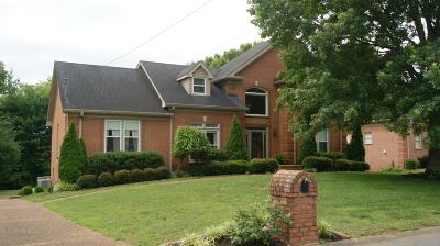 Hendersonville Single Family Home For Sale: 112 Ballentrae Dr