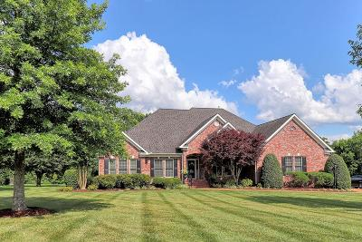 Columbia Single Family Home Active Under Contract: 3405 Hawks Ridge Rd