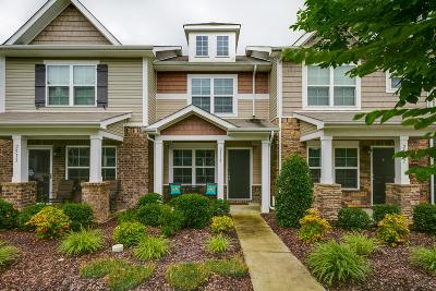 Hermitage Condo/Townhouse Active Under Contract: 2515 River Trail Dr