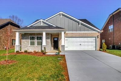 Goodlettsville Single Family Home For Sale: 455 Fall Creek Cir
