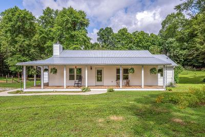 Dickson Single Family Home Active Under Contract: 321 Murrell Rd
