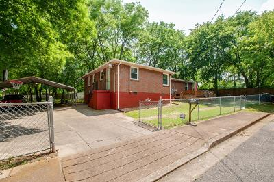 Nashville Single Family Home For Sale: 2715 Morena St