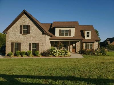 Eagleville TN Single Family Home For Sale: $759,900