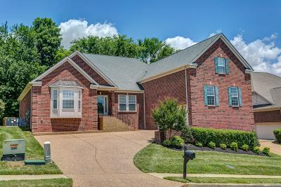 Nashville Single Family Home For Sale: 1220 Beech Hollow Dr