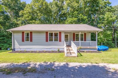Dickson Single Family Home For Sale: 1699 Union Rd