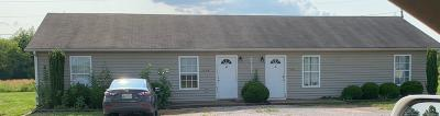 Lewisburg Single Family Home Active Under Contract: 1916 Word Rd