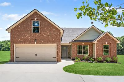 Clarksville Single Family Home For Sale: 3 Harvest Hills