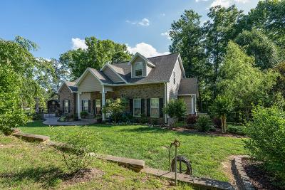 Chapmansboro Single Family Home For Sale: 2821 Highway 12 N