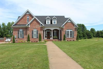 Ethridge Single Family Home For Sale: 65 Elizabeth Ct