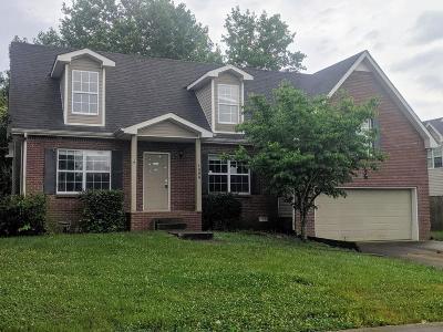 Clarksville Single Family Home For Sale: 1888 Darlington Dr